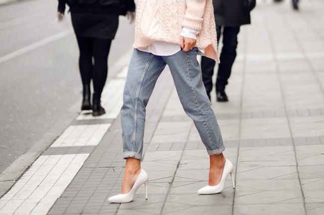 beli dzemper Tips of the Week: Šik u belim cipelama