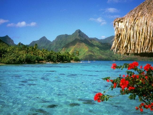 bora bora Tahiti: Sedam ostrva koje morate posetiti