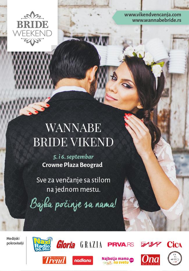 bride weekend crowne plaza Drugi Wannabe Bride Vikend: Sve za venčanje sa stilom na jednom mestu!