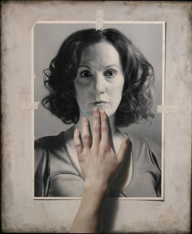 dzosua suda hiperrealisticni slikar slika 1 Hiperrealistično slikarstvo: Ovo nisu fotografije!