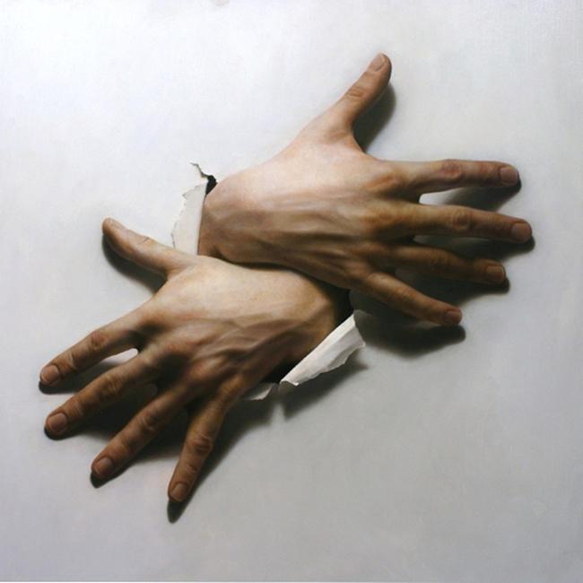 dzosua suda hiperrealisticni slikar slika 2 Hiperrealistično slikarstvo: Ovo nisu fotografije!