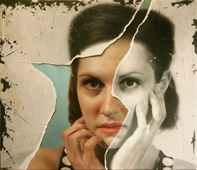 dzosua suda hiperrealisticni slikar slika 3 Hiperrealistično slikarstvo: Ovo nisu fotografije!