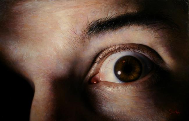 dzosua suda hiperrealisticni slikar slika 4 Hiperrealistično slikarstvo: Ovo nisu fotografije!