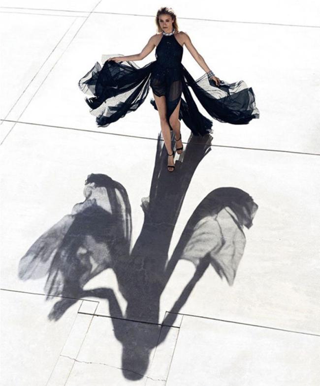 editorijali Harpers Bazaar Pod modnom lupom: Avgustovska izdanja