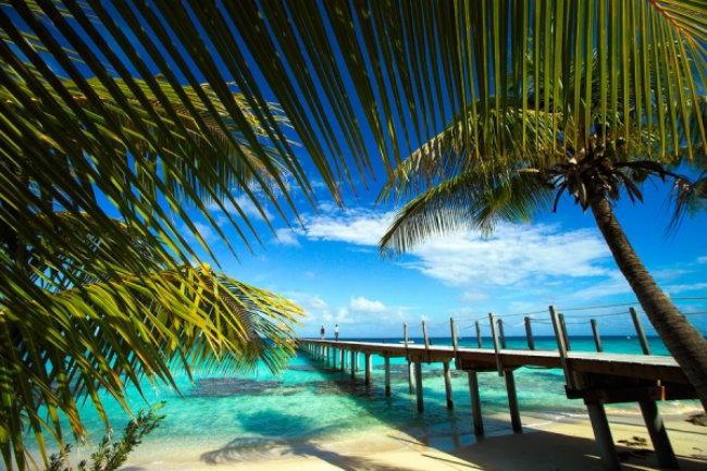 fakarava Tahiti: Sedam ostrva koje morate posetiti