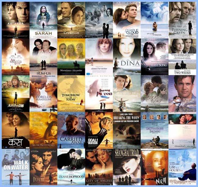 filmski posteri 1 Filmski posteri: Neoriginalnost u filmskoj industriji