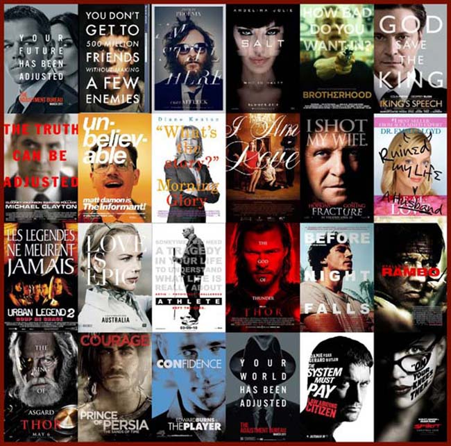 filmski posteri 3 Filmski posteri: Neoriginalnost u filmskoj industriji