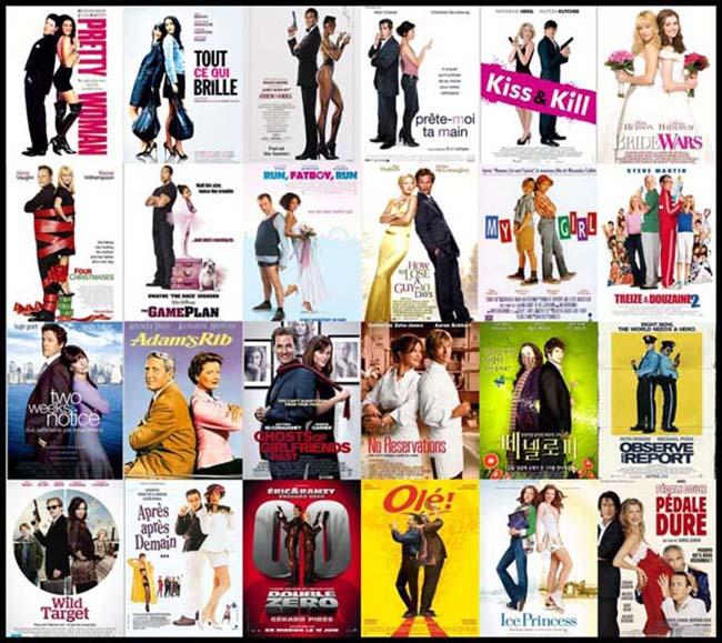 filmski posteri 4 Filmski posteri: Neoriginalnost u filmskoj industriji