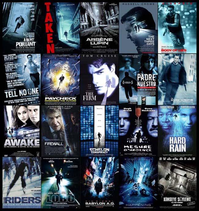 filmski posteri 9 Filmski posteri: Neoriginalnost u filmskoj industriji