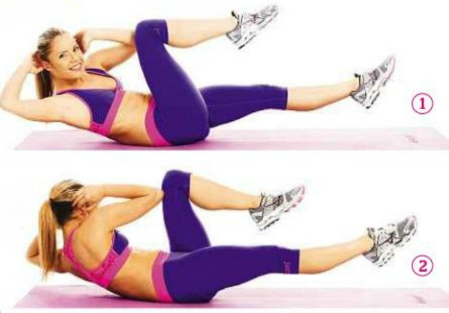 fitnes pet dnevnih vezbi za ravan stomak bocni trbusnjaci Kako da skinete stomak vežbanjem?