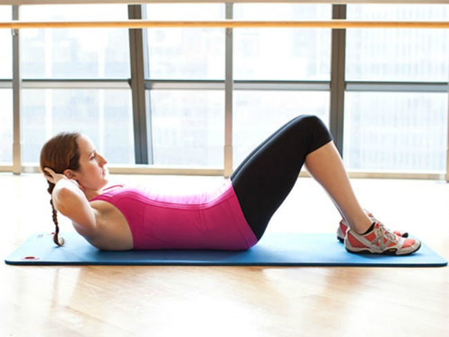 fitnes pet dnevnih vezbi za ravan stomak trbusnjaci Kako da skinete stomak vežbanjem?
