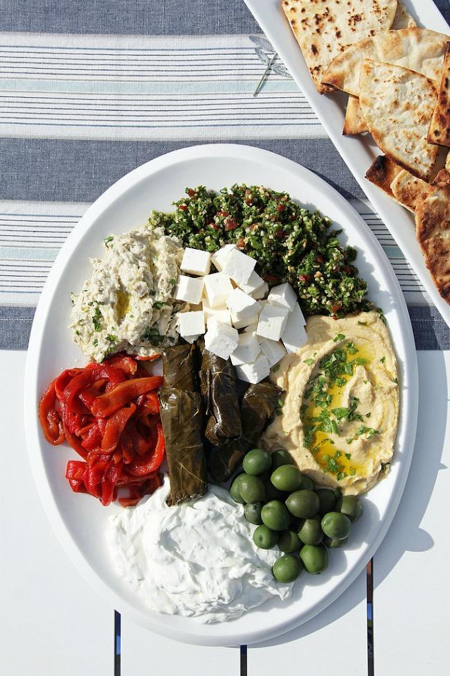 grcka trpeza2 Grčka trpeza: Obroci po meri bogova