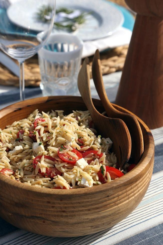 grcka trpeza3 Grčka trpeza: Obroci po meri bogova