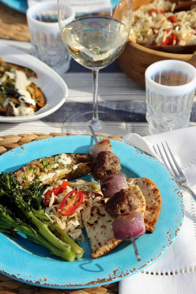grcka trpeza7 Grčka trpeza: Obroci po meri bogova