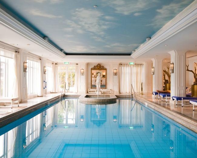 holand Potpuno opuštanje: 10 najboljih spa hotela u Evropi