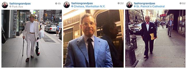 instagram profil fashion grandpas 3 I starija gospoda sa stilom imaju Instagram