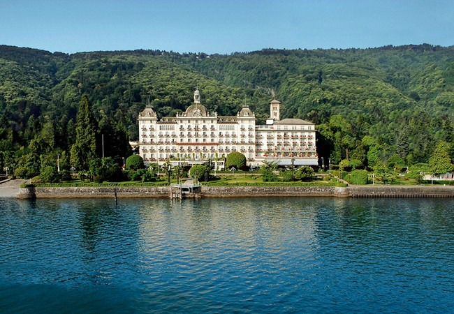 italia Potpuno opuštanje: 10 najboljih spa hotela u Evropi