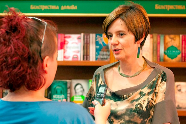 kulturni vodic odrzana promocija drugog romana marije sajkas 1 Kulturni vodič: Održana promocija drugog romana Marije Šajkaš