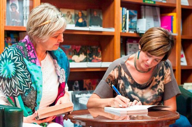 kulturni vodic odrzana promocija drugog romana marije sajkas 3 Kulturni vodič: Održana promocija drugog romana Marije Šajkaš
