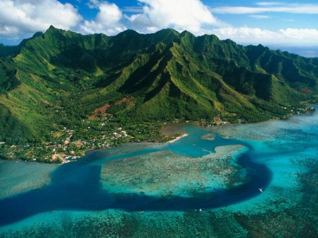 magično ostrvo Tahiti: Sedam ostrva koje morate posetiti