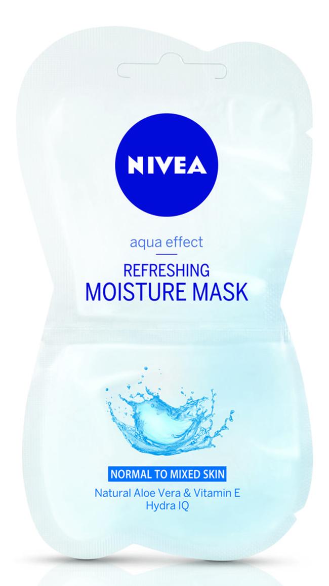 maska za intenzivu hidrataciju Nega nakon leta: Hidrirana koža je srećna koža