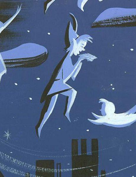 Svet ilustracije: Volt Diznijeva Meri Bler