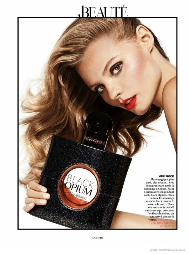 modne vesti izabeli fontana vogue paris i anja rubik black opium Modne vesti: Izabeli Fontana, Vogue Paris i Anja Rubik