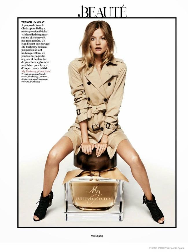 modne vesti izabeli fontana vogue paris i anja rubik burberry Modne vesti: Izabeli Fontana, Vogue Paris i Anja Rubik