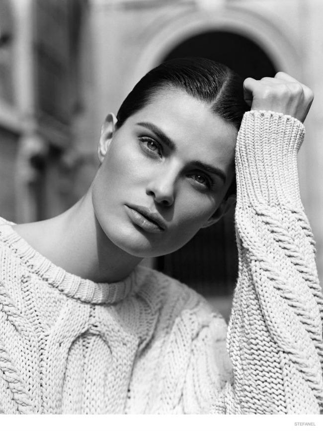 modne vesti izabeli fontana vogue paris i anja rubik stefanel kampanja Modne vesti: Izabeli Fontana, Vogue Paris i Anja Rubik