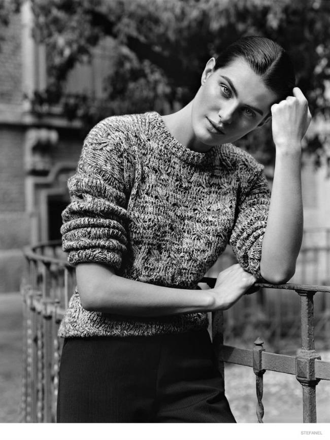 modne vesti izabeli fontana vogue paris i anja rubik stefanel Modne vesti: Izabeli Fontana, Vogue Paris i Anja Rubik