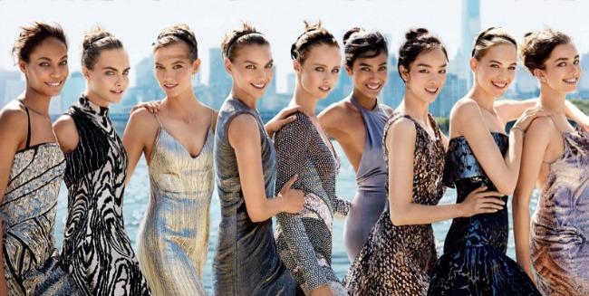 modne vesti karli kara i dzoan vera wang i eva grin vogue modeli Modne vesti: Karli, Kara i Džoan, Vera Wang i Eva Grin
