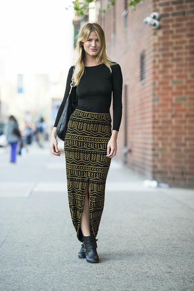 najnoviji street style trend brusa bez bluza Najnoviji trend: Brusa bez!