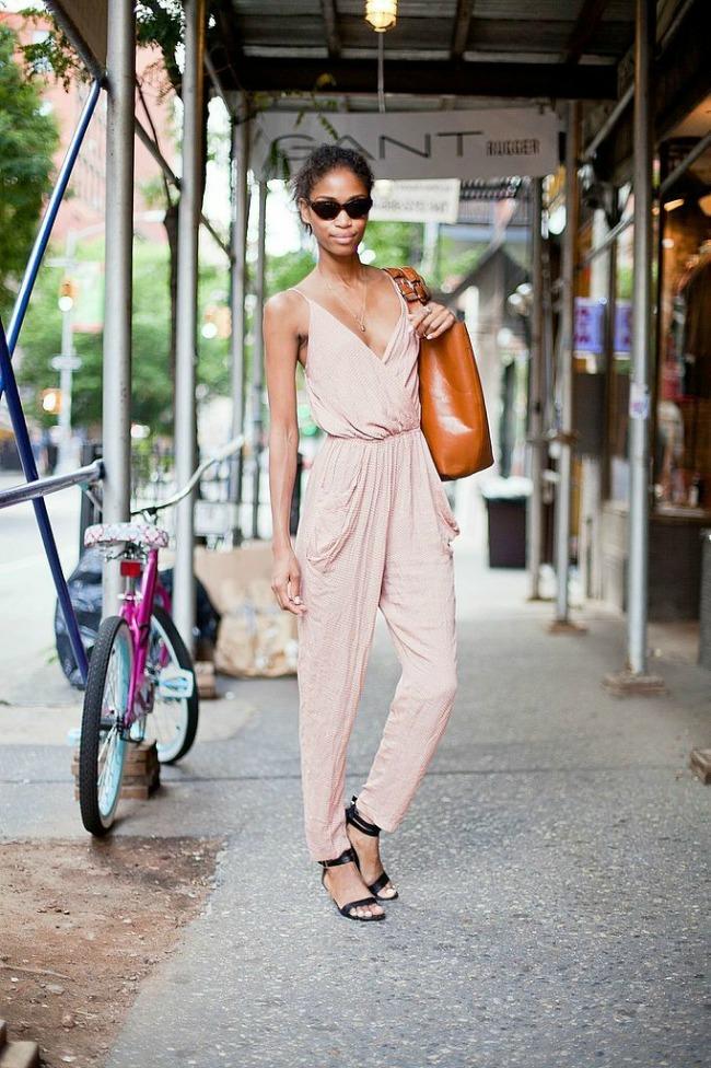 najnoviji street style trend brusa bez kombinezon Najnoviji trend: Brusa bez!