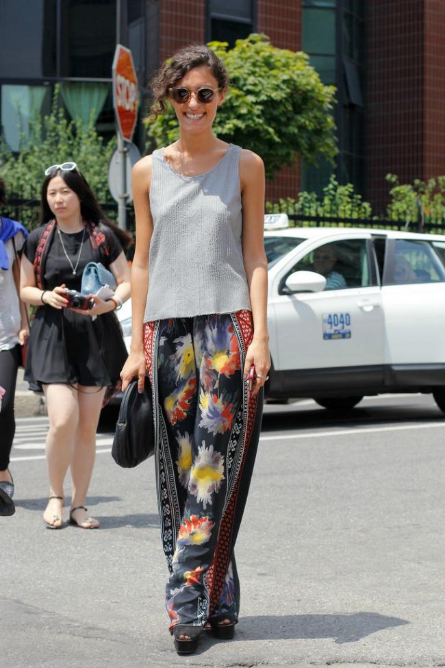 najnoviji street style trend brusa bez komplet Najnoviji trend: Brusa bez!