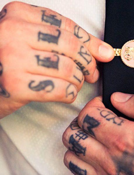 Umetnost na koži: Luk Vesman, tattoo majstor