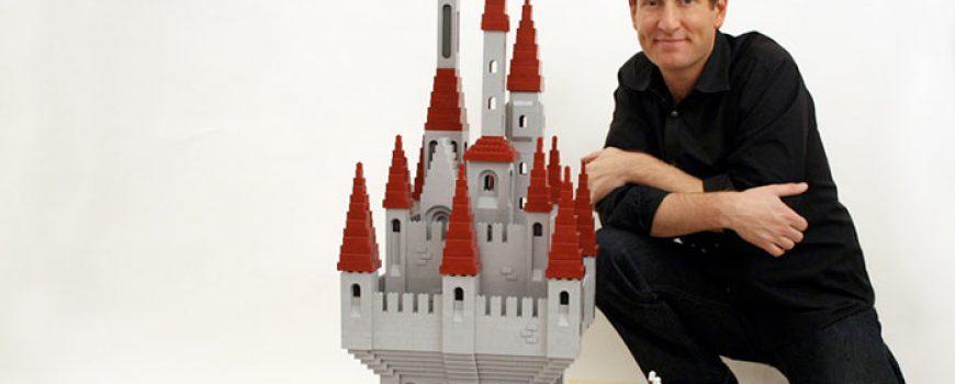 Umetnička dela i LEGO kocke: Nejtan Savaja