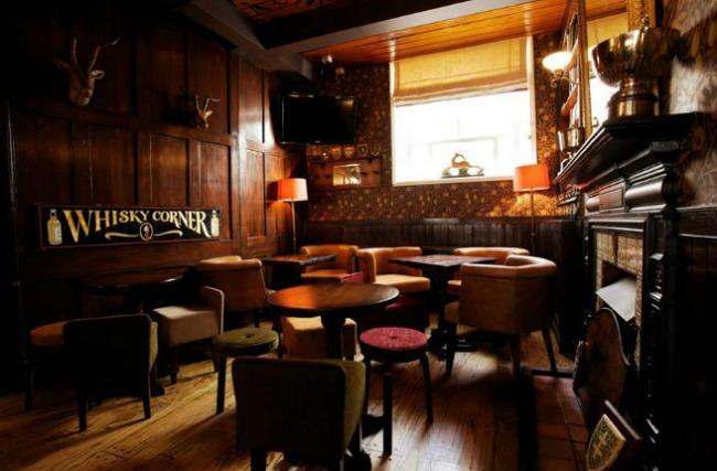 oko sveta najpoznatiji pabovi londona the antelope Oko sveta: Najpoznatiji pabovi Londona