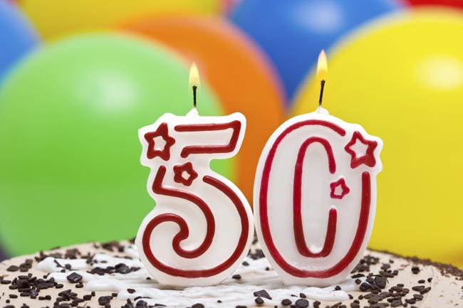 pedeseti rođendan Striptiz za pismene: Au, još malo pa 50   Wannabe Magazine pedeseti rođendan