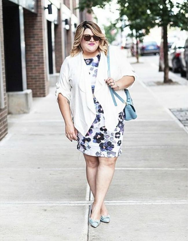 plus size modne blogerke koje morate pratiti na instagramu nikolet mejson Plus size: Modne blogerke koje morate pratiti na Instagramu