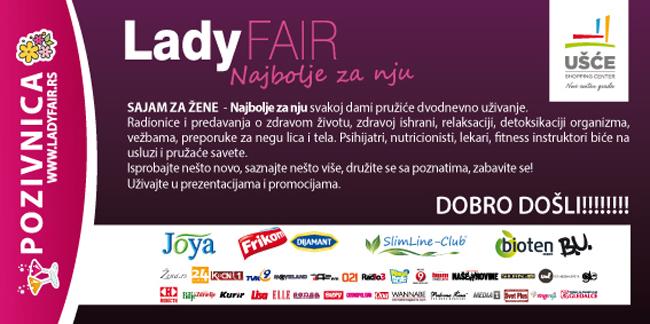 pozivnica zadnja Ženski kutak na Lady Fair u