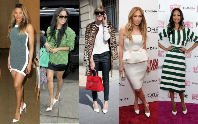 poznate licnosti Tips of the Week: Šik u belim cipelama