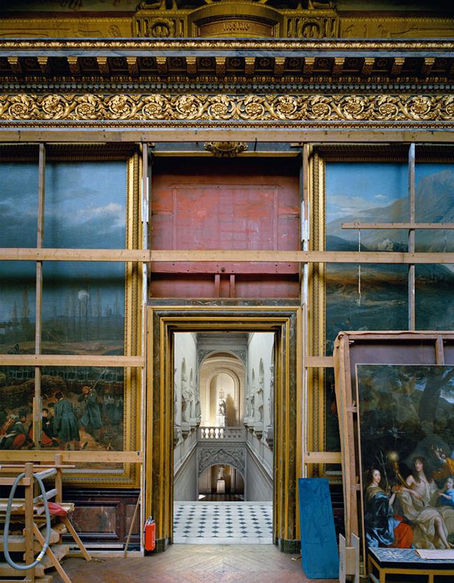 robert palidori versajski dvorac 7 Fotografija i arhitektura: Robert Polidori i Versajski dvorac