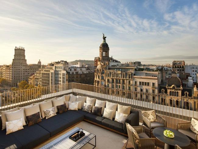 spain Potpuno opuštanje: 10 najboljih spa hotela u Evropi