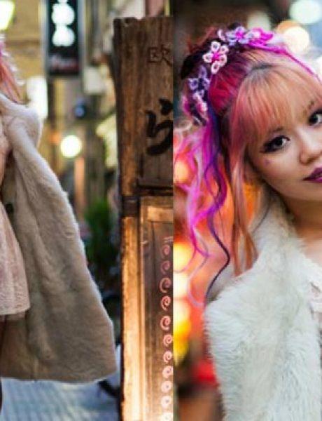 Street Style: Moda na ulicama Tokija