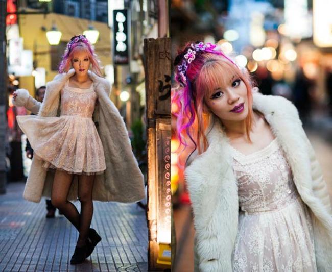 street style moda na ulicama tokija lolita Street Style: Moda na ulicama Tokija