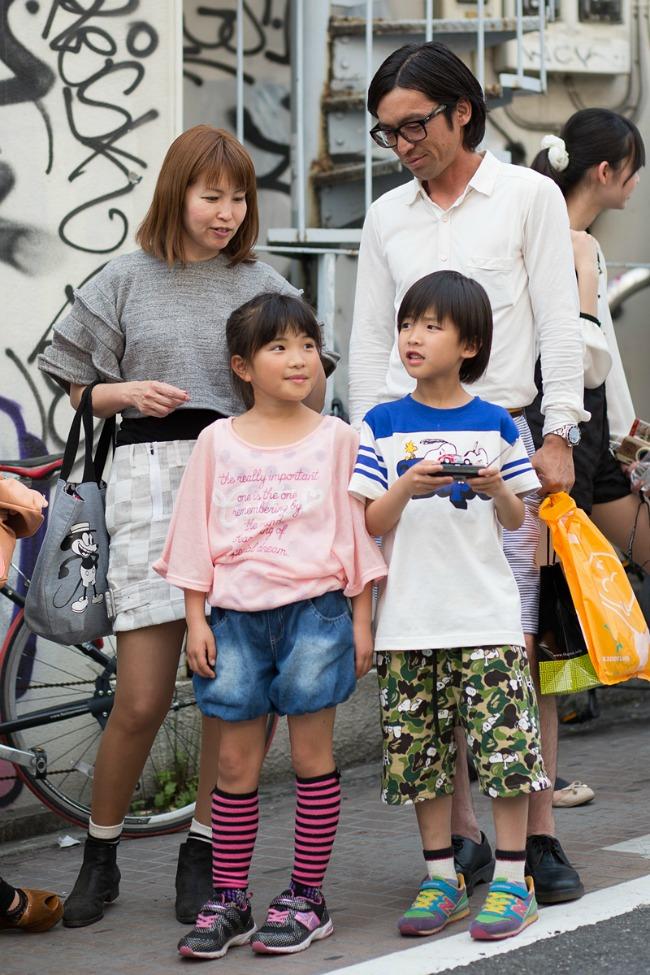 street style moda na ulicama tokija stajlis porodica Street Style: Moda na ulicama Tokija