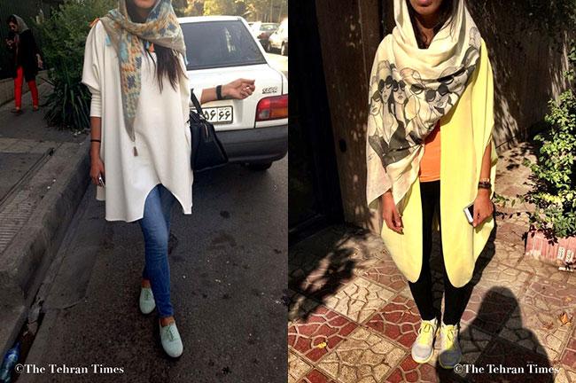 street style teheran 3 Street Style: Na ulicama Teherana