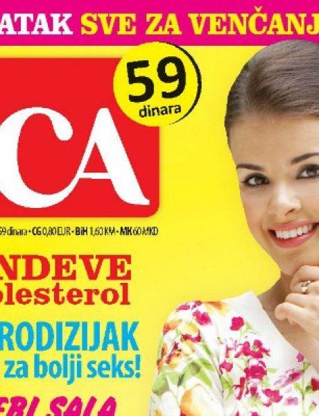 """Novi broj magazina """"Cica"""""""
