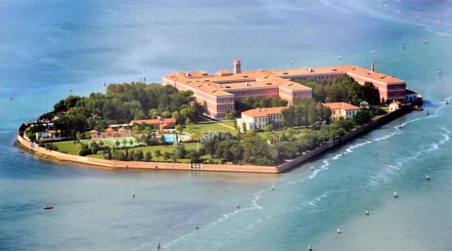 venice Potpuno opuštanje: 10 najboljih spa hotela u Evropi