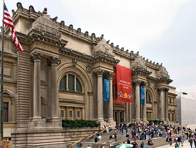 "01 Vogue Metropolitan Museum Doza nauke i kulture: ""Vogue i Metropoliten muzej umetnosti – zabave, izložbe, ljudi"""